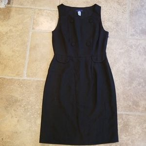J. Crew 100% wool work dress